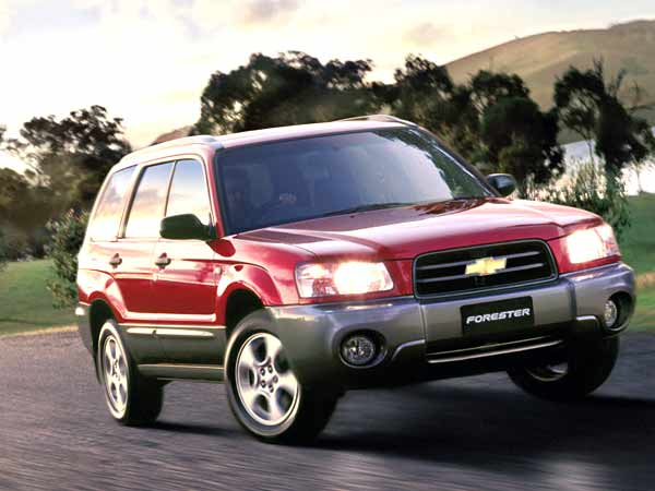 Chevrolet Forester Suv Chevrolet Forester India Chevrolet Forester Features Amp Specifications