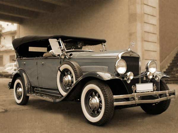 Vintage Cars India Classic Car India Antique Cars India