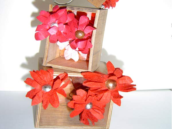 Flower Crafts Flower Craft Ideas Floral Crafts Projects Flower Bouquet Craft Ideas