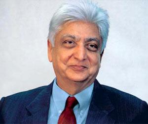 Azim Premji 4th richest