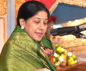 Mallika Srinivasan - Mallika Srinivasan Biography - Mallika