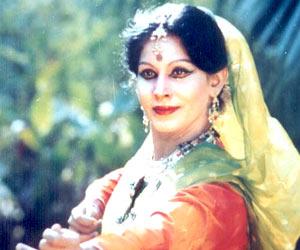 Shovana Narayan - Kathak Dancer Shovana Narayan Biography