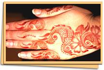 Indian Henna Body Art History